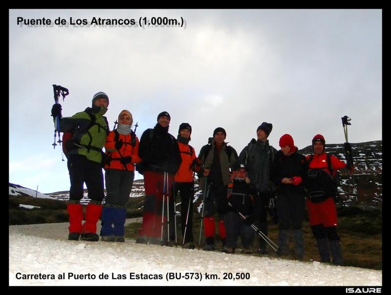 Castro Valnera 1.718m. Peña Negra 1.509m. y Cubada Grande 1.605m. DSC06890
