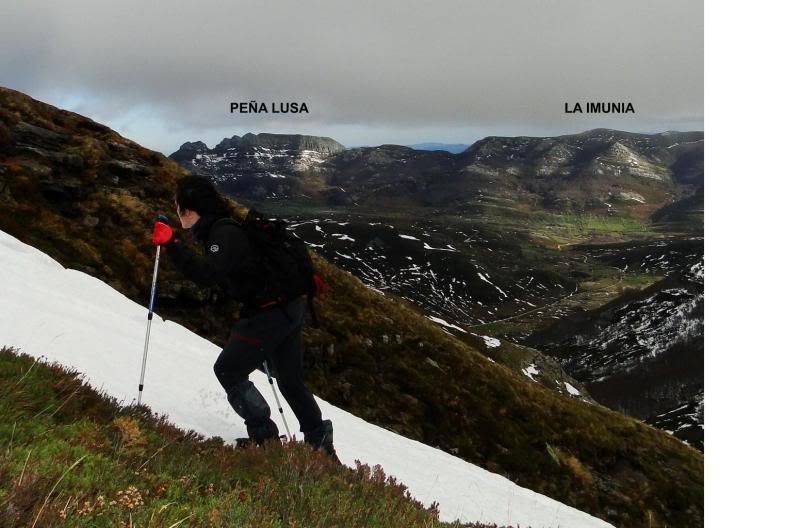 Castro Valnera 1.718m. Peña Negra 1.509m. y Cubada Grande 1.605m. DSC07028