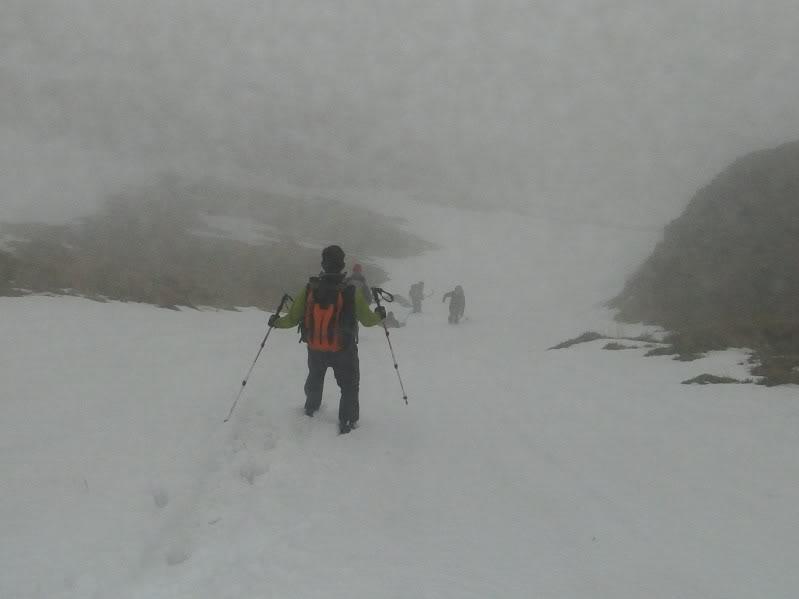 Castro Valnera 1.718m. Peña Negra 1.509m. y Cubada Grande 1.605m. DSC07134