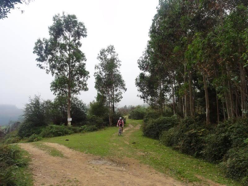 Pico Cerredo 634m. Ventoso 731m. desde Castro Urdiales DSC00949