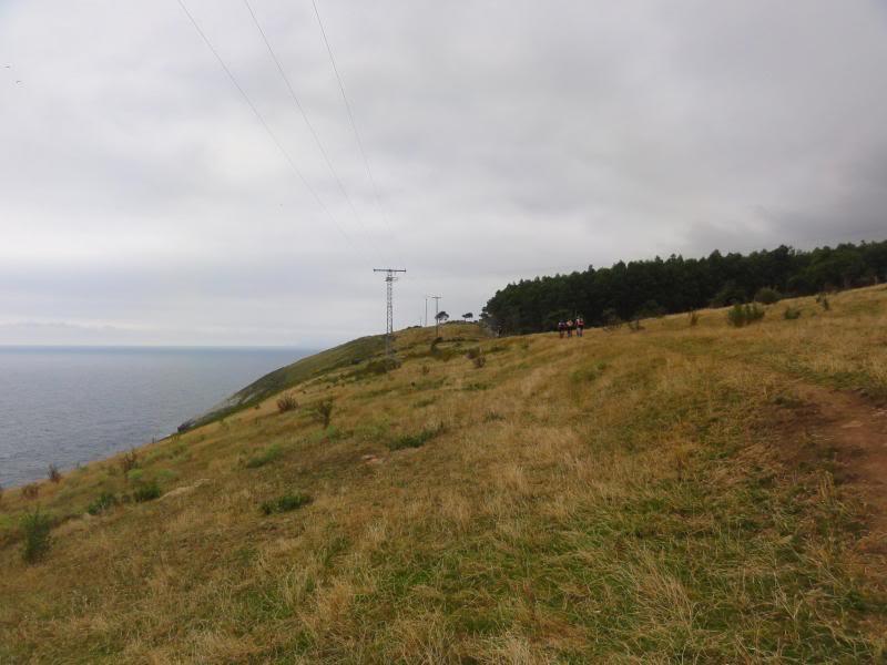 Pico Cerredo 634m. Ventoso 731m. desde Castro Urdiales DSC00986