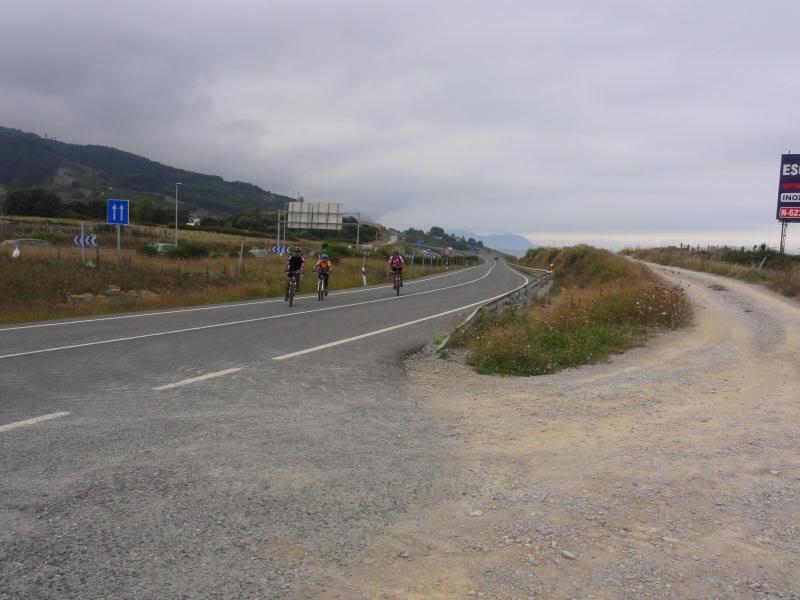 Pico Cerredo 634m. Ventoso 731m. desde Castro Urdiales DSC00992