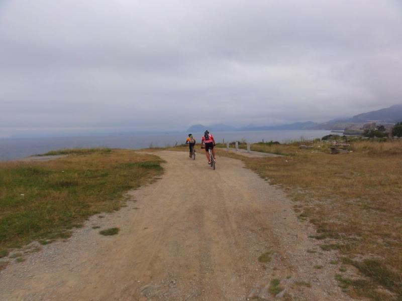 Pico Cerredo 634m. Ventoso 731m. desde Castro Urdiales DSC00994