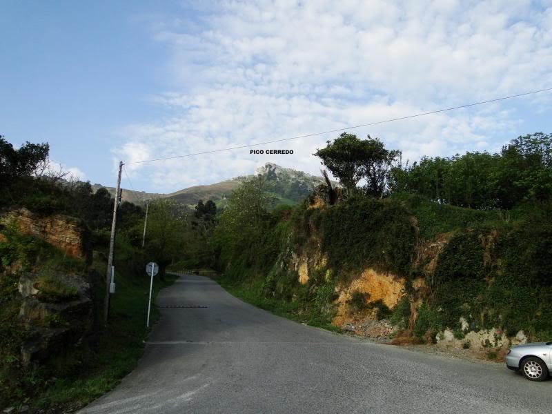 Pico Cerredo 643m. desde Cerdigo DSC00656
