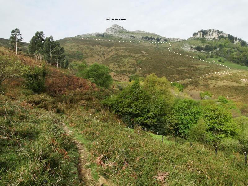 Pico Cerredo 643m. desde Cerdigo DSC00674