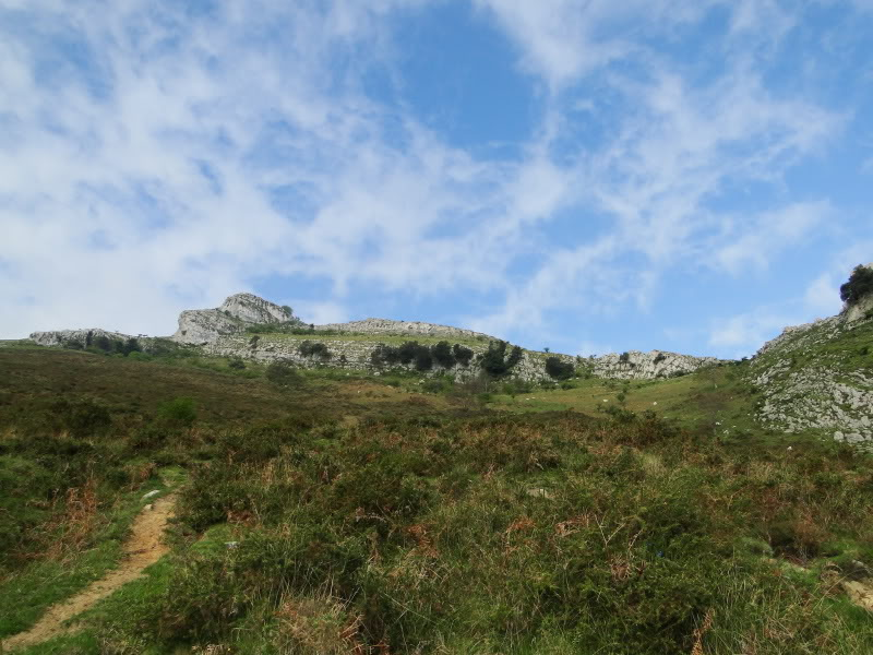 Pico Cerredo 643m. desde Cerdigo DSC00706