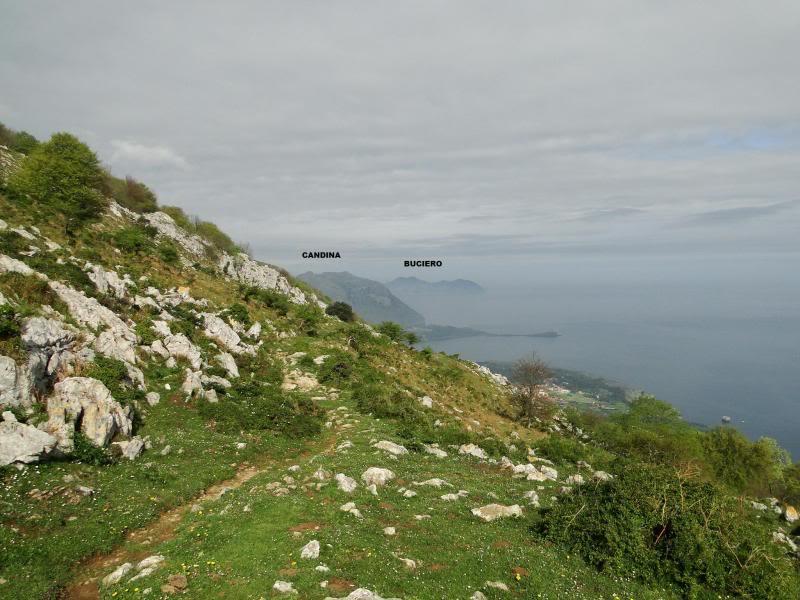 Pico Cerredo 643m. desde Cerdigo DSC00720