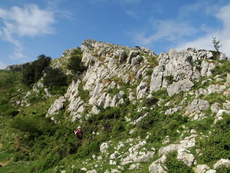 Pico Cerredo 643m. desde Cerdigo DSC00722