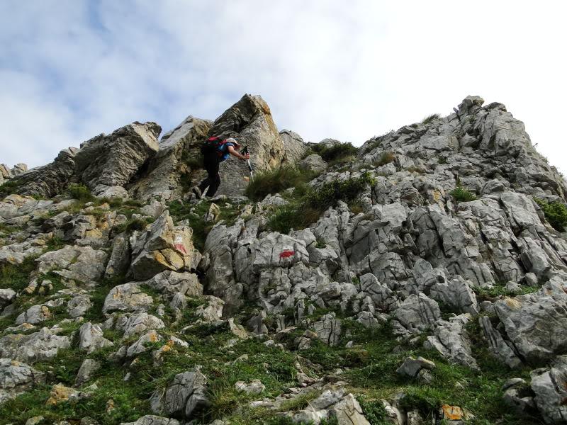 Pico Cerredo 643m. desde Cerdigo DSC00742