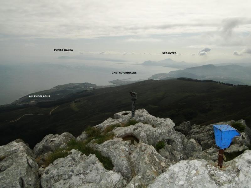 Pico Cerredo 643m. desde Cerdigo DSC00758