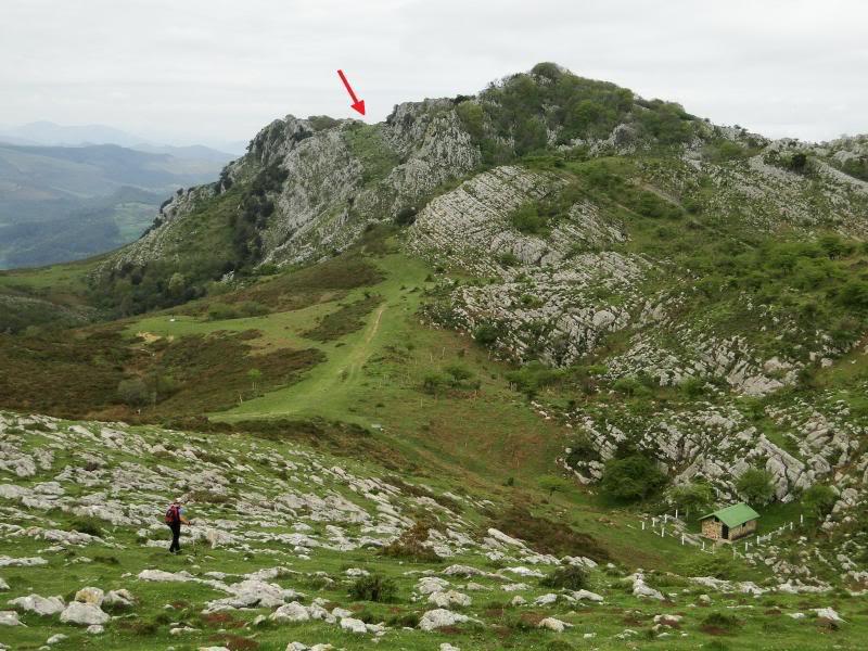 Pico Cerredo 643m. desde Cerdigo DSC00775