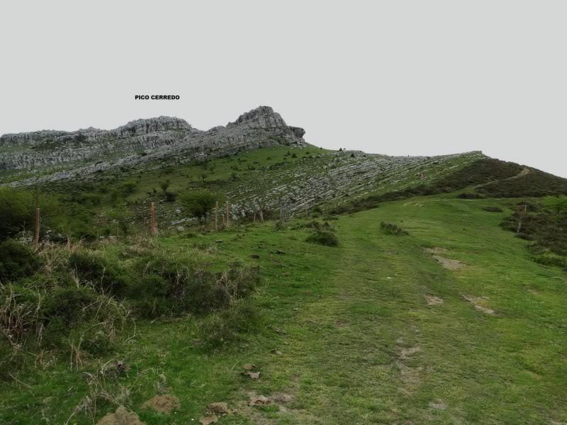Pico Cerredo 643m. desde Cerdigo DSC00777