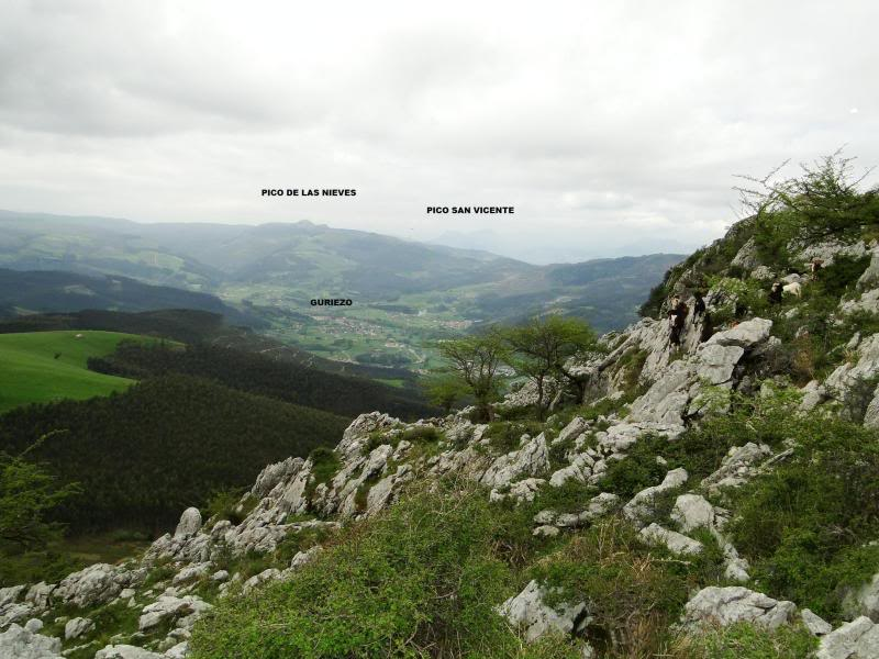 Pico Cerredo 643m. desde Cerdigo DSC00778
