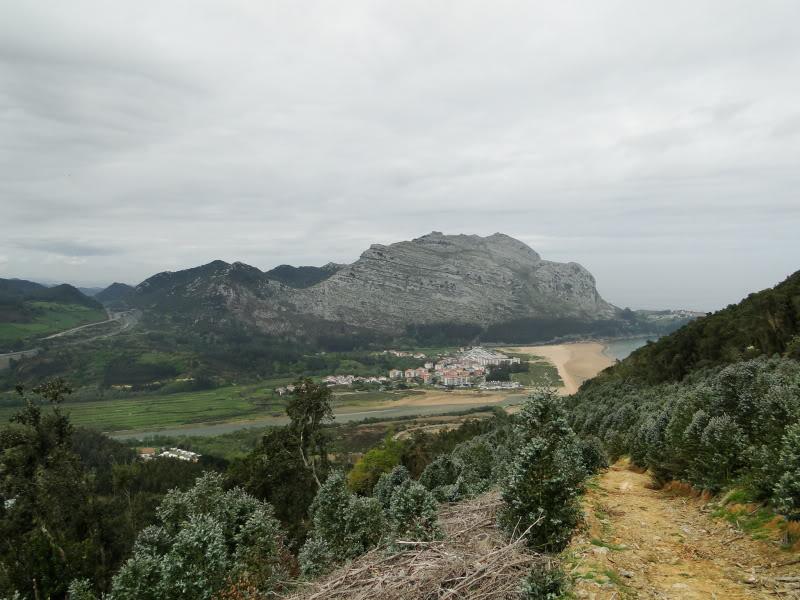 Pico Cerredo 643m. desde Cerdigo DSC00793