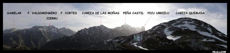 Peña Main 1.605m. desde Tielve DSC07266