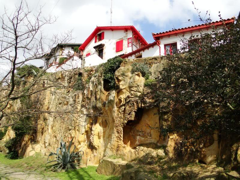 Getxo-Plentzia (Acantilados de la Galea) DSC09134