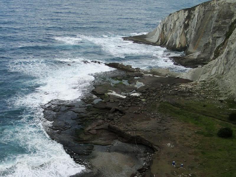 Getxo-Plentzia (Acantilados de la Galea) DSC09174