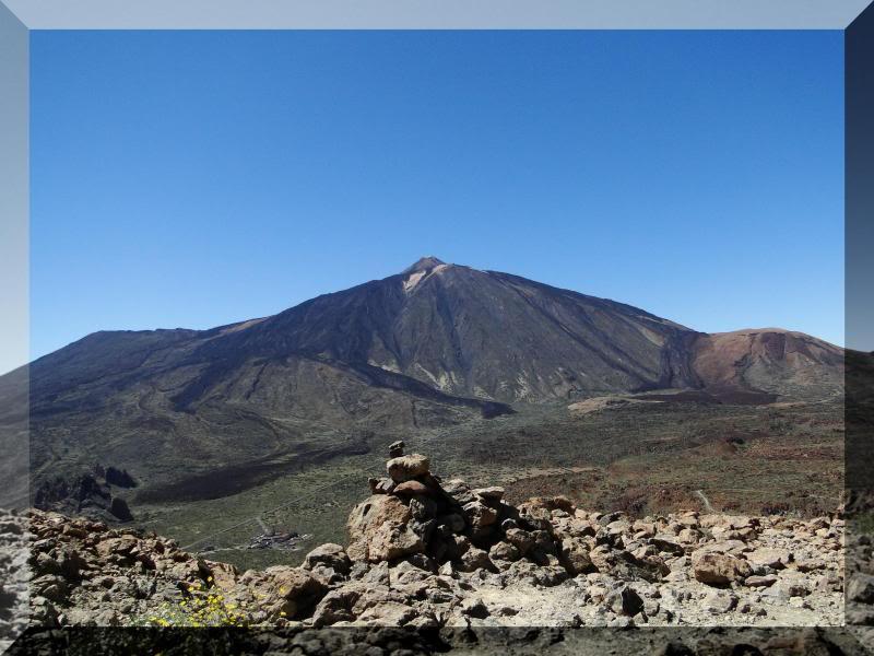 Montaña Guajara 2.718m. (Tenerife) 111