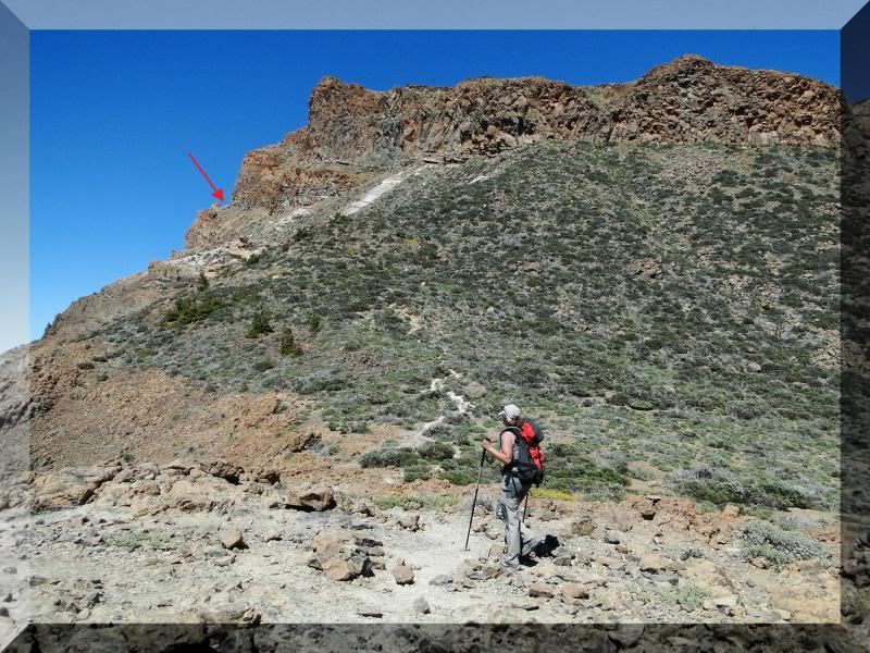 Montaña Guajara 2.718m. (Tenerife) 112