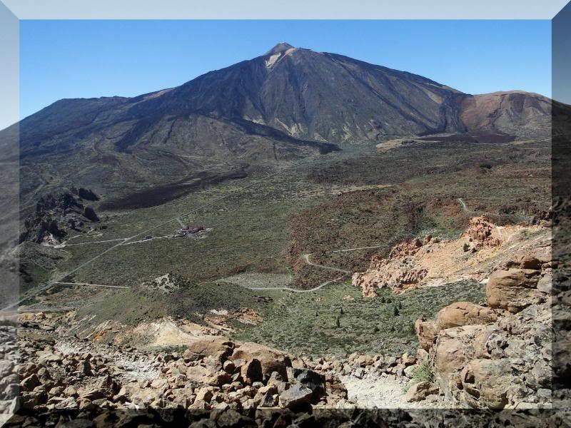 Montaña Guajara 2.718m. (Tenerife) 113