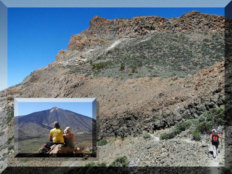 Montaña Guajara 2.718m. (Tenerife) 114