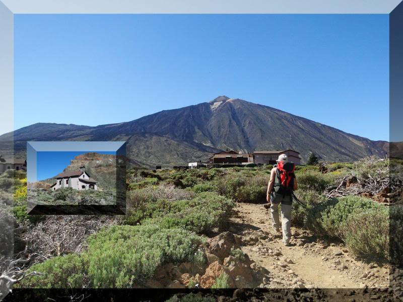 Montaña Guajara 2.718m. (Tenerife) 118