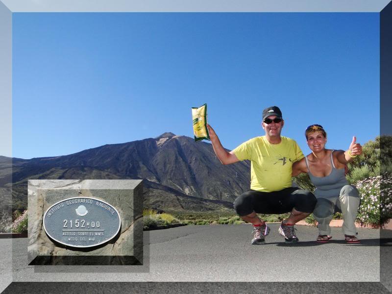Montaña Guajara 2.718m. (Tenerife) 120
