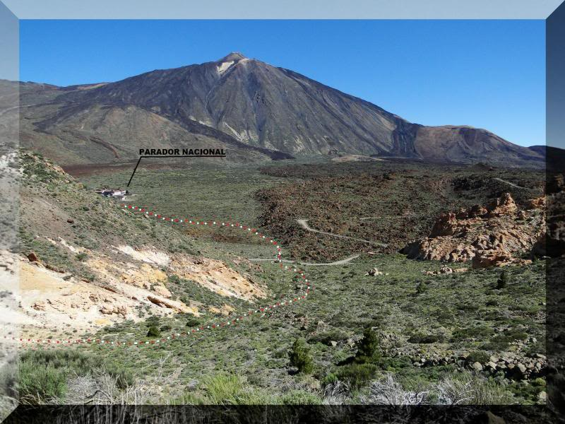 Montaña Guajara 2.718m. (Tenerife) 14
