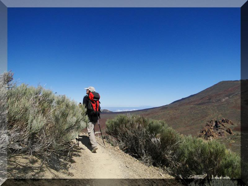 Montaña Guajara 2.718m. (Tenerife) 16