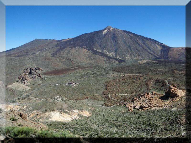 Montaña Guajara 2.718m. (Tenerife) 17