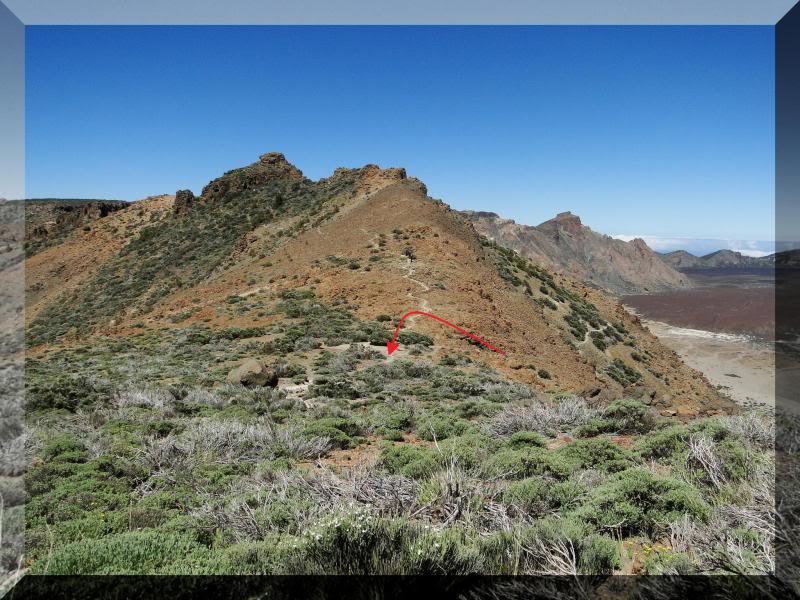 Montaña Guajara 2.718m. (Tenerife) 23
