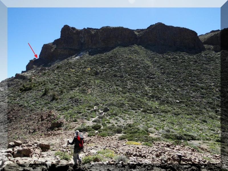 Montaña Guajara 2.718m. (Tenerife) 24