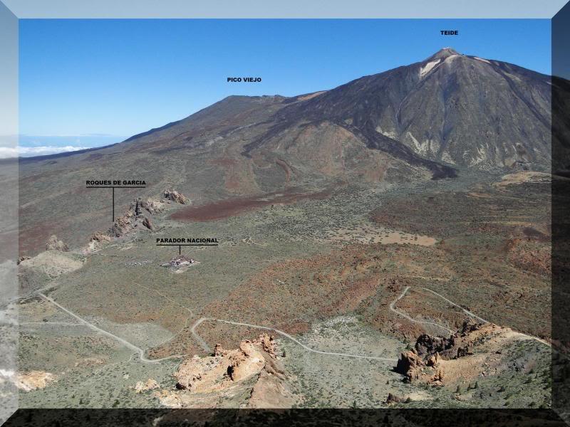 Montaña Guajara 2.718m. (Tenerife) 26