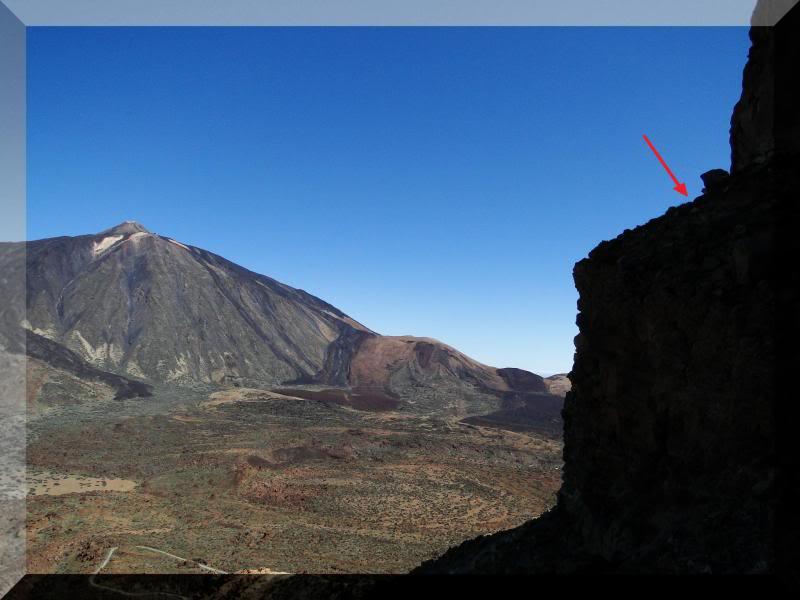 Montaña Guajara 2.718m. (Tenerife) 28