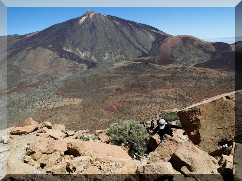 Montaña Guajara 2.718m. (Tenerife) 38