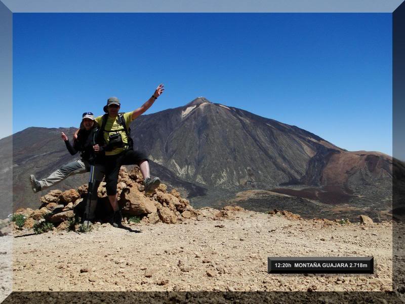 Montaña Guajara 2.718m. (Tenerife) 41