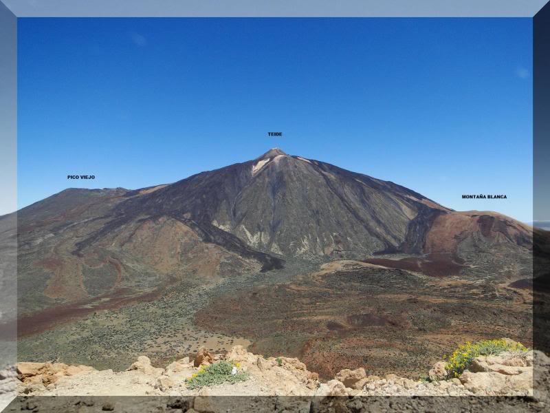 Montaña Guajara 2.718m. (Tenerife) 42
