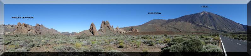 Montaña Guajara 2.718m. (Tenerife) 5