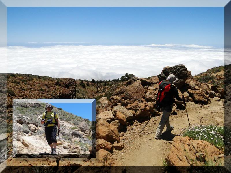 Montaña Guajara 2.718m. (Tenerife) 55