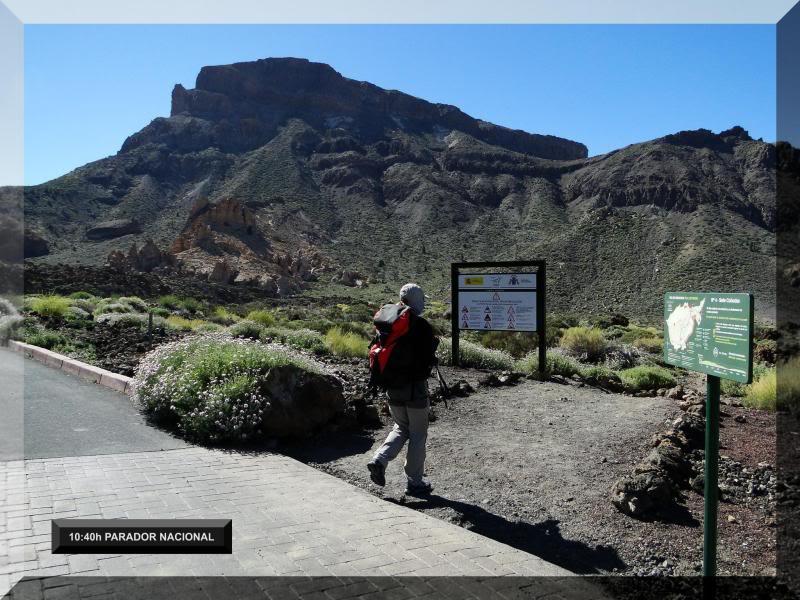 Montaña Guajara 2.718m. (Tenerife) 6