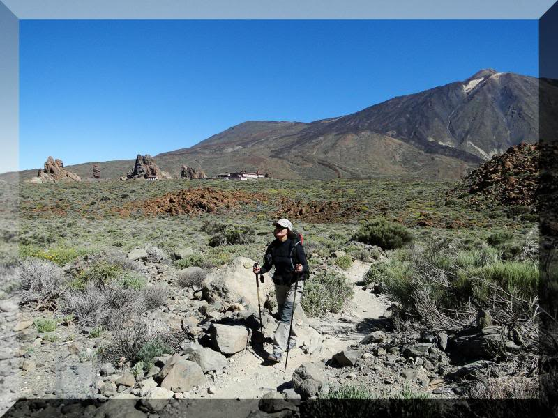 Montaña Guajara 2.718m. (Tenerife) 9