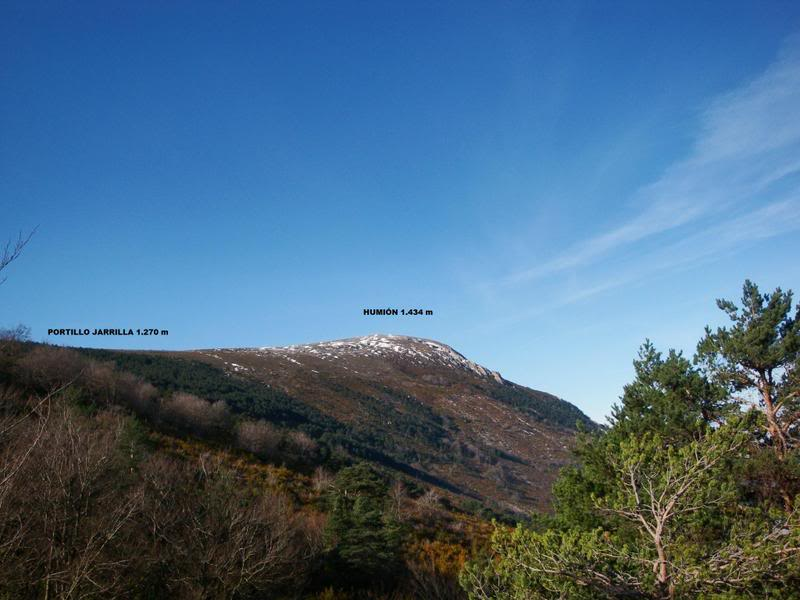 Pico Humión 1.434m. y Pico Flor  1.340m. HUMIN033