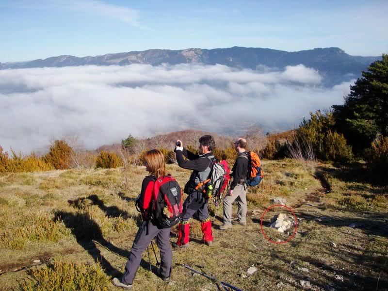 Pico Humión 1.434m. y Pico Flor  1.340m. HUMIN042