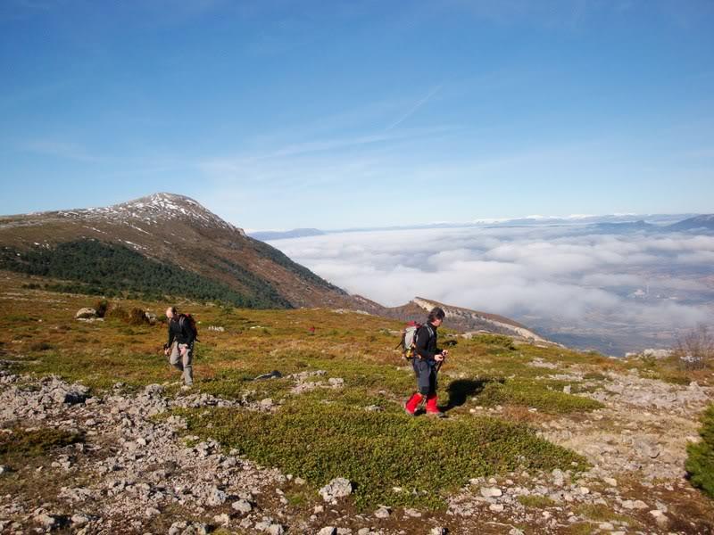 Pico Humión 1.434m. y Pico Flor  1.340m. HUMIN052