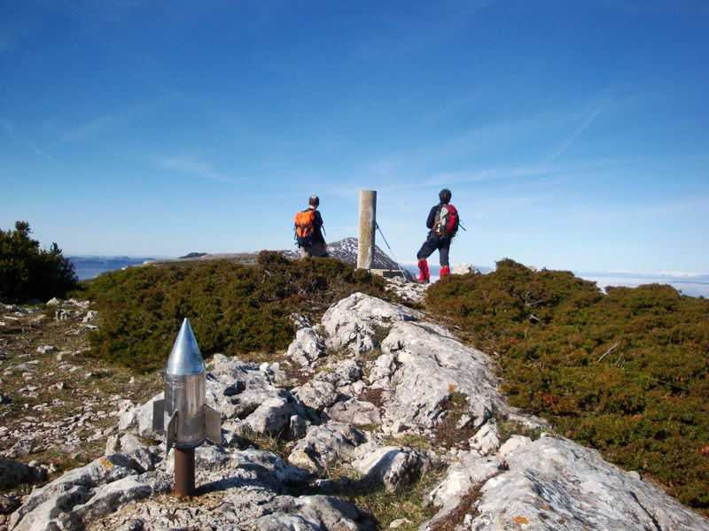 Pico Humión 1.434m. y Pico Flor  1.340m. HUMIN057