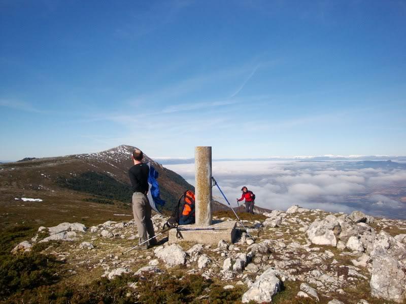 Pico Humión 1.434m. y Pico Flor  1.340m. HUMIN061