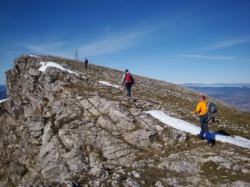 Pico Humión 1.434m. y Pico Flor  1.340m. HUMIN088