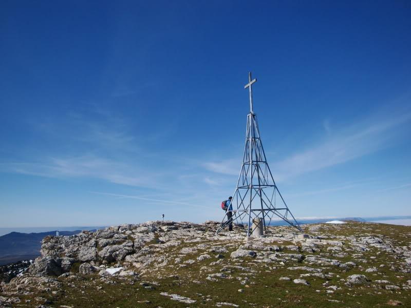 Pico Humión 1.434m. y Pico Flor  1.340m. HUMIN090
