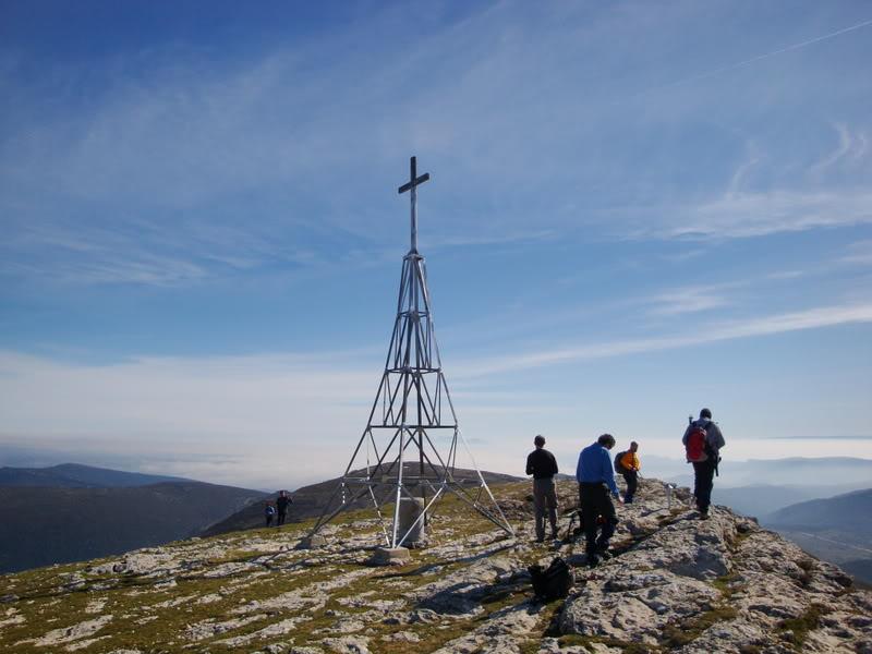 Pico Humión 1.434m. y Pico Flor  1.340m. HUMIN091