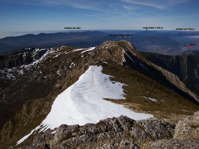 Pico Humión 1.434m. y Pico Flor  1.340m. HUMIN092